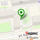 Местоположение компании Сибирская школа флористики и дизайна