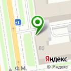 Местоположение компании Новосибирская картографическая фабрика