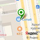 Местоположение компании Восторгремонт