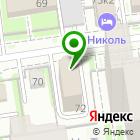 Местоположение компании Вент-Дизайн