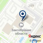 Компания Интерфакс-Сибирь на карте