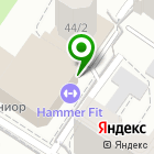 Местоположение компании Восток-Сибирь