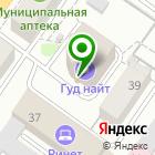 Местоположение компании АВАНТА