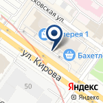 Компания Марика на карте