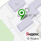 Местоположение компании Новосибирская Академия Дизайна и Программирования