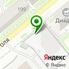 Местоположение компании СПЕКТРСИБ