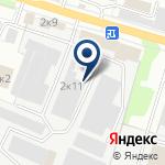 Компания АЙРОН на карте