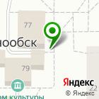 Местоположение компании Берёзка