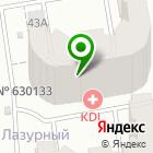 Местоположение компании RVE-сервис