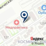 Компания Медпрактика на карте