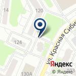 Компания Белорусский гостинец на карте