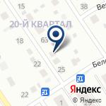 Компания СибТехноИнвест на карте