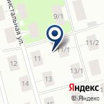 Компания Белокаменный на карте