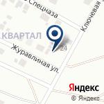 Компания Продуктовый магазин на ул. 6-й квартал (Южный м-н) на карте