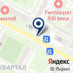 Компания Студия красоты Аллы Захаровой на карте