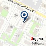 Компания Сибирский многофункциональный центр на карте