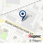 Компания Токарноавтоматные детали на карте