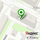 Местоположение компании АвтоКомпас
