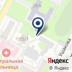 Компания Центр гигиены и эпидемиологии в Новосибирской области на карте