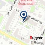 Компания Веритас на карте