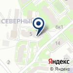 Компания Продуктовый магазин на ул. Северный микрорайон на карте
