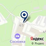 Компания Сосновка, ЗАО на карте