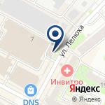 Компания Комфорт-Спецодежда на карте