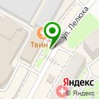 Местоположение компании Сибирская компания по продаже окон