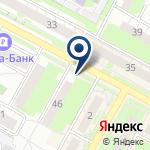 Компания Сибирский цирюльник на карте