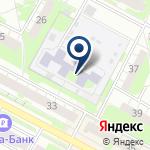 Компания Новосибирское региональное отделение Фонда социального страхования Российской Федерации, ГУ на карте