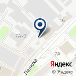 Компания ПСБ-КОМФОРТ на карте