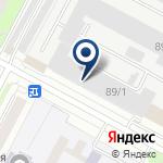 Компания Р-Текс на карте