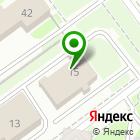Местоположение компании Шпиндель Сервис