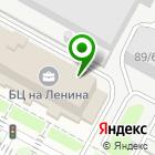 Местоположение компании Надежное жилищное агентство