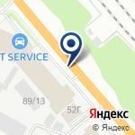 Компания Сервислом на карте