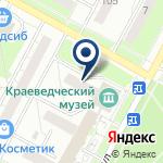 Компания СДЮШОР по биатлону на карте