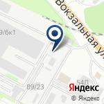 Компания СкрасСибирь на карте