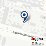 Компания Комбинат бытовых услуг, МУП на карте