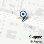 Компания Модуль на карте