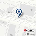 Компания АльраунСтрой на карте