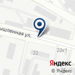 Компания Сибпромтехнологии на карте