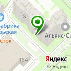 Местоположение компании Адвокатский кабинет Корниенко Т.А.