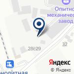 Компания КЕДР И К на карте