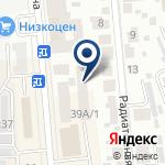Компания Свера на карте