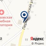 Компания Продуктовый магазин на Первомайской (пос. Берёзовка) на карте