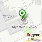 Местоположение компании ССБстрой