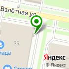 Местоположение компании СИНТЕЗ