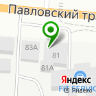 Местоположение компании ГлавПечьТорг