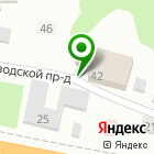 Местоположение компании ТеплаАудит