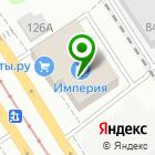 Местоположение компании Дизайнмастер